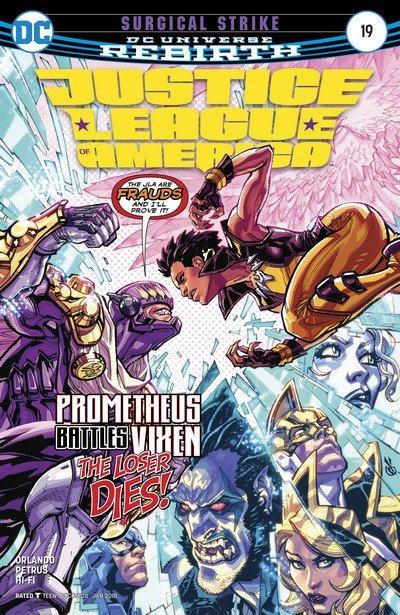 Justice League of America #19 (2017)