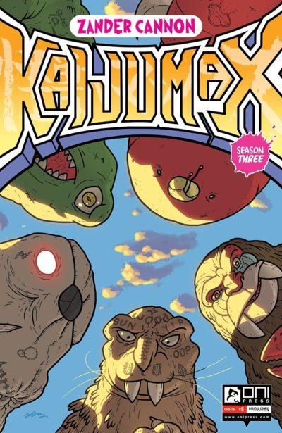 Kaijumax – Season Three #5 (2017)