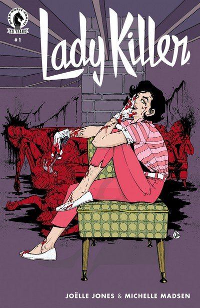 Lady Killer 2 #1 – 5 (2016-2017)