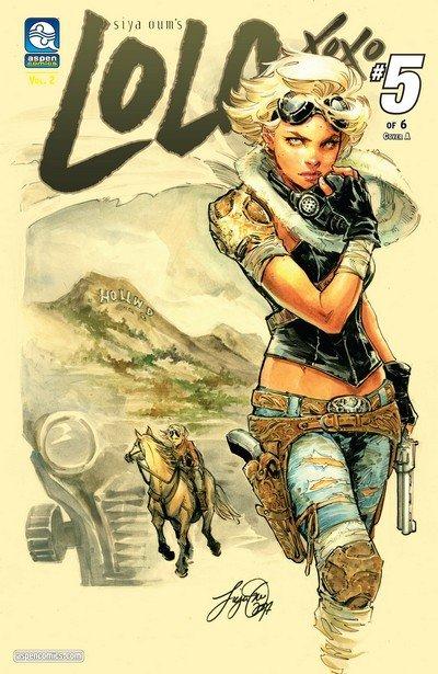 Lola XOXO Vol. 2 #5 (2017)