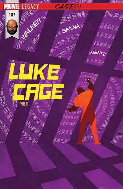 Luke Cage #167 (2017)