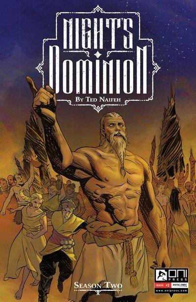 Night's Dominion – Season 2 #3 (2017)