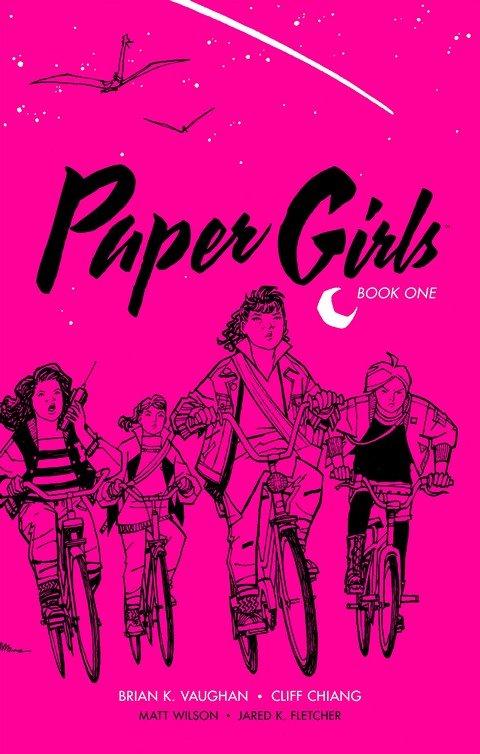 Paper Girls – Book 1 + Art Gallery (2017)