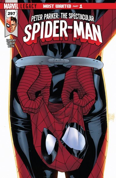 Peter Parker – The Spectacular Spider-Man #297 (2017)