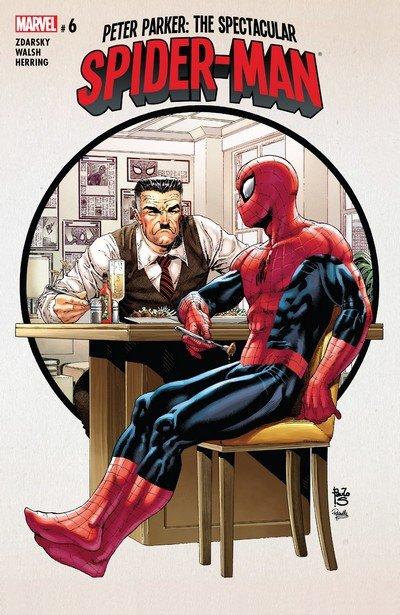 Peter Parker – The Spectacular Spider-Man #6 (2017)