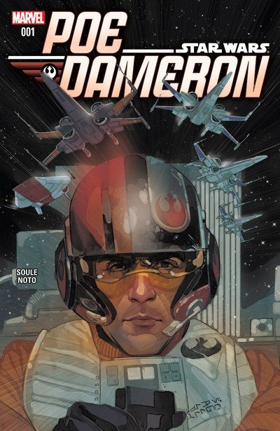 Star Wars – Poe Dameron #1 – 20 + TPB Vol. 1 – 3 (2016-2017)