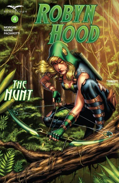 Robyn Hood The Hunt #4 (2017)