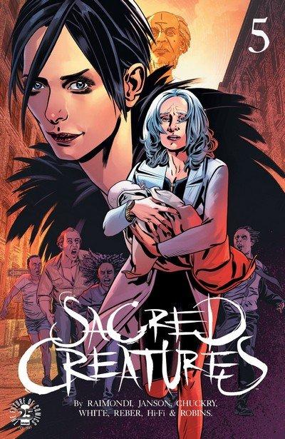 Sacred Creatures #5 (2017)