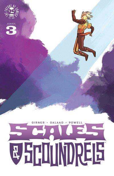 Scales & Scoundrels #3 (2017)
