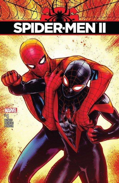 Spider-Men II #4 (2017)