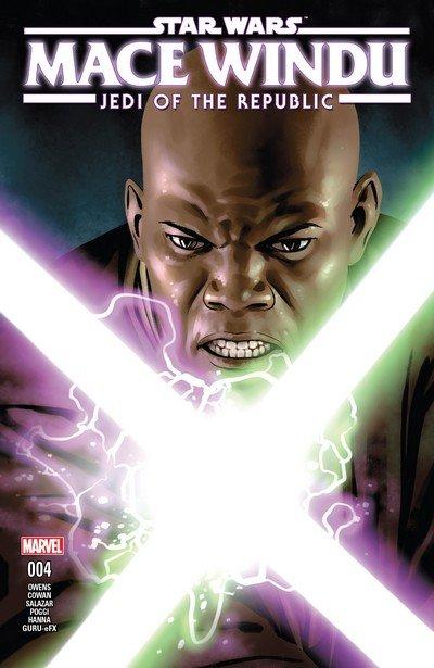 Star Wars – Jedi of the Republic – Mace Windu #4 (2017)