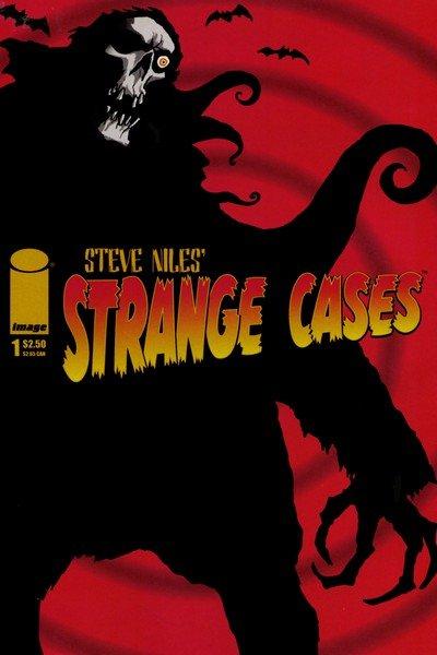 Steve Niles' Strange Cases #1 – 4 (2007-2008)