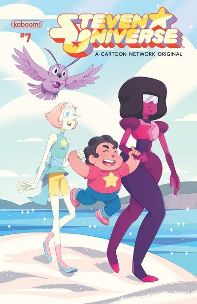 Steven Universe Ongoing #7 (2017)