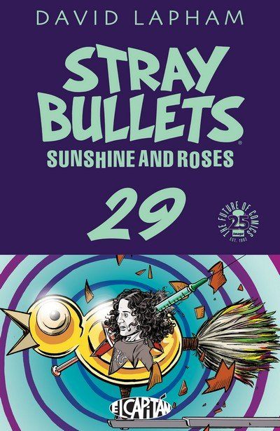 Stray Bullets – Sunshine & Roses #29 (2017)