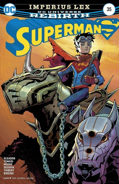 Superman #35 (2017)