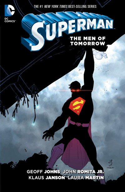 Superman – The Men of Tomorrow (TPB) (2015)