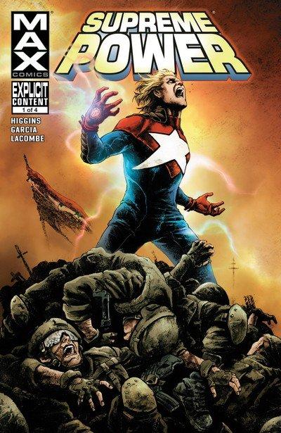 Supreme Power Vol. 2 #1 – 4 (2011)
