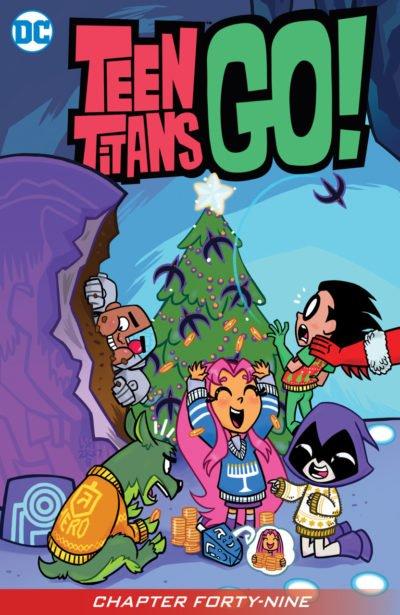 Teen Titans Go! #49 (2017)