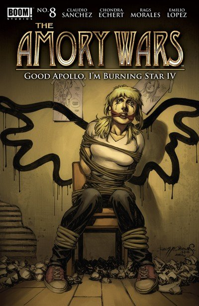 The Amory Wars – Good Apollo – I'm Burning Star IV #8 (2017)