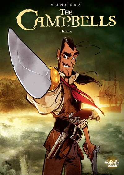 The Campbells Vol. 1 – 4 (2017)