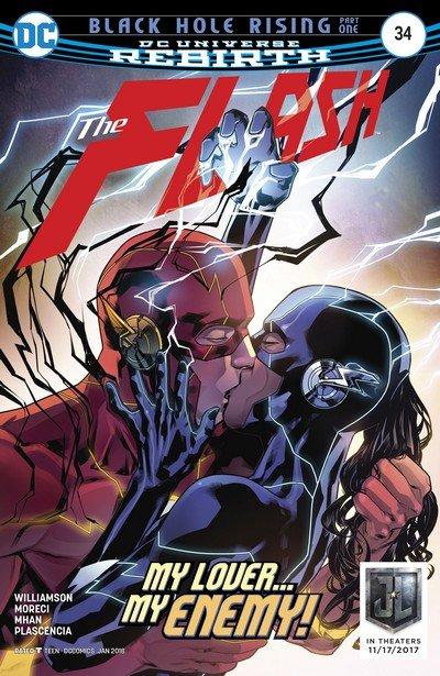 The Flash #34 (2017)