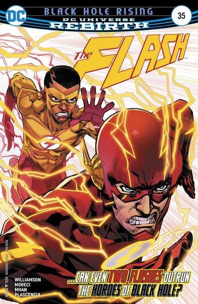 The Flash #35 (2017)