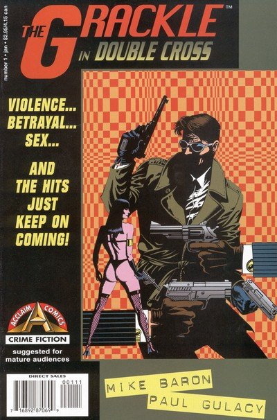 The Grackle #1 – 4 (1997)