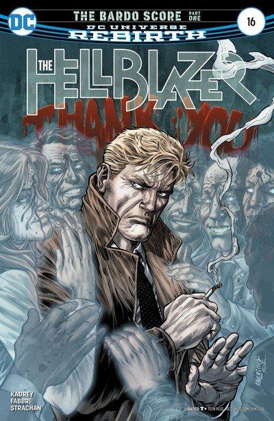 The Hellblazer #16 (2017)