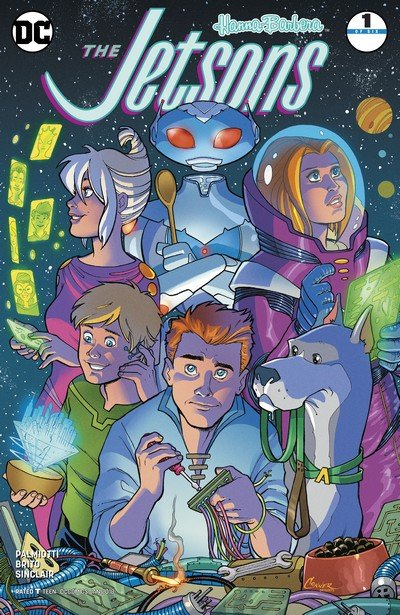 The Jetsons #1 (2017)