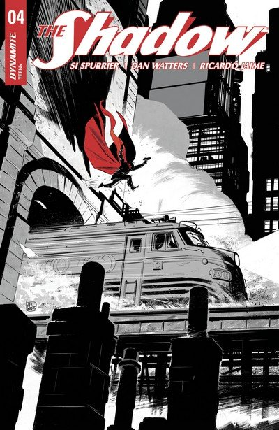 The Shadow #4 (2017)