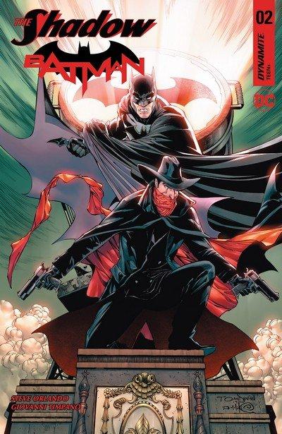 The Shadow-Batman #2 (2017)