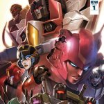 The Transformers – Till All Are One #1 – 12 + TPB Vol. 1 – 3 (2016-2018)