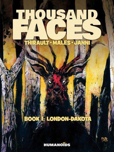 Thousand Faces #1 – 5 (2016)