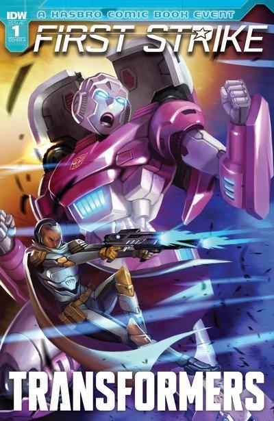 Transformers First Strike #1 (2017)