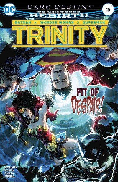 Trinity #15 (2017)