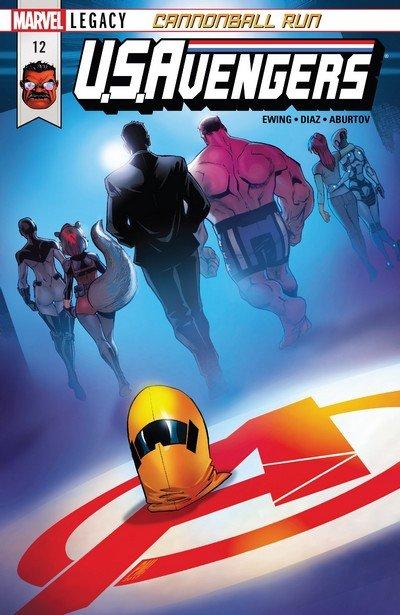U.S.Avengers #12 (2017)