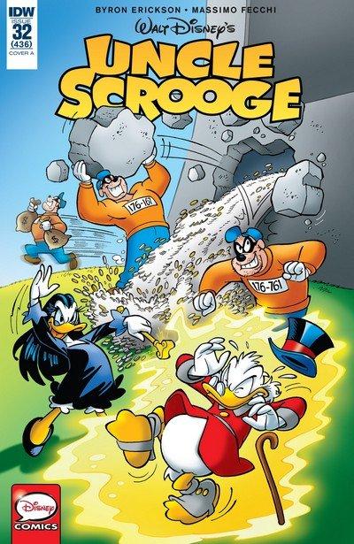 Uncle Scrooge #32 (2017)