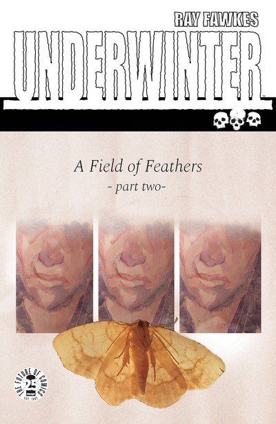 Underwinter – A Field of Feathers #2 (2017)