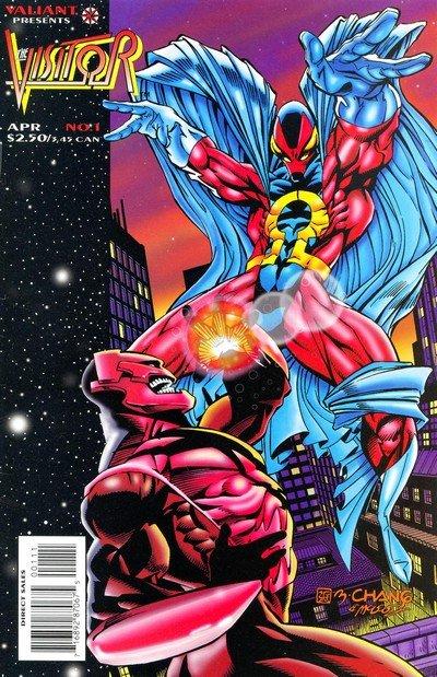 Visitor #1 – 8 (1995)