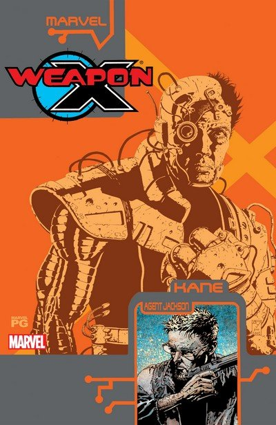 Weapon X – The Draft (Story Arc) (2002)