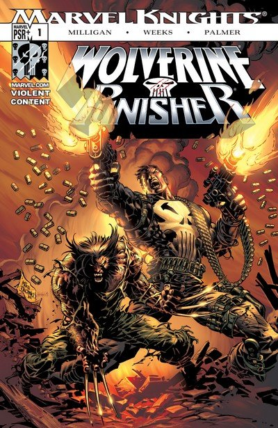 Wolverine-Punisher #1 – 5 (2004)
