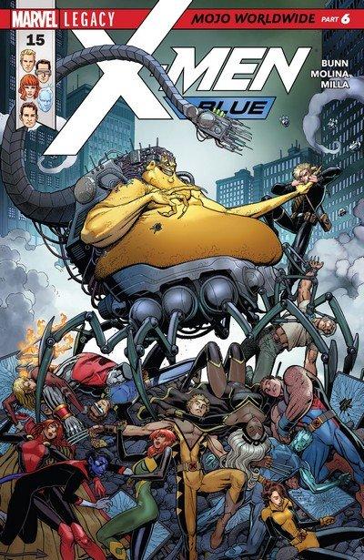 X-Men Blue #15 (2017)