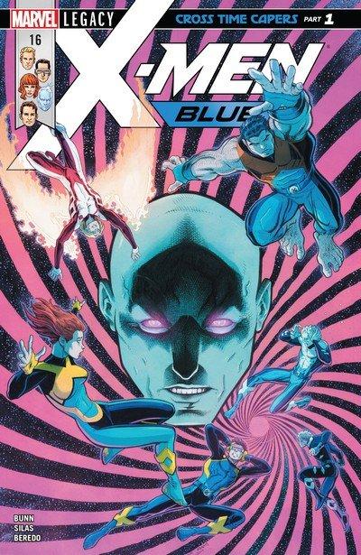 X-Men Blue #16 (2017)