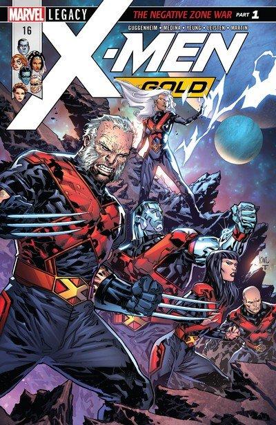 X-Men Gold #16 (2017)