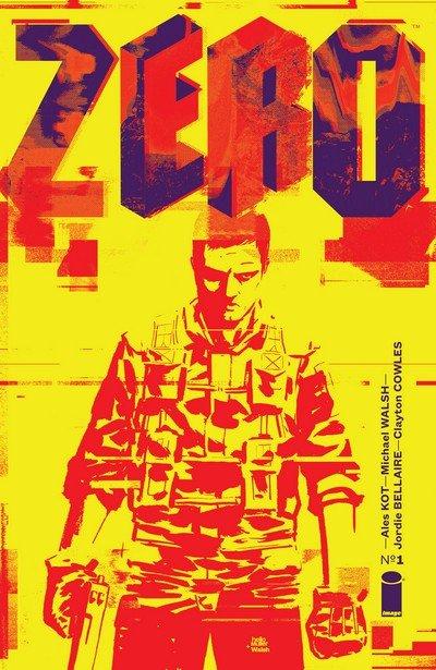 Zero #1 – 18 + TPB Vol. 1 – 4 (2013-2015)