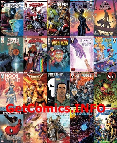 2017.12.27 Marvel Week+