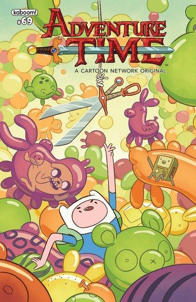 Adventure Time #69 (2017)