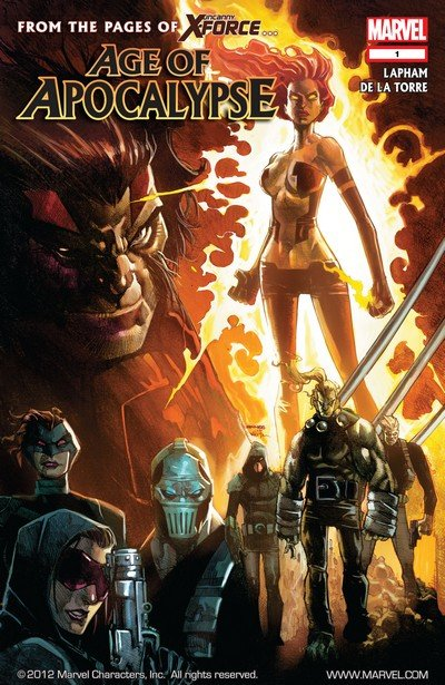 Age of Apocalypse #1 – 14 + TPB Vol. 1 – 2 (2012-2013)
