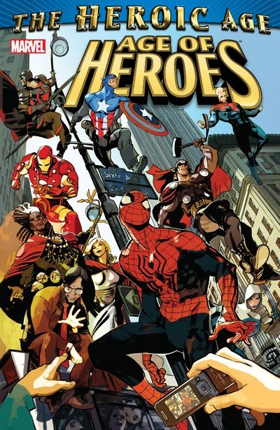 Age of Heroes (TPB) (2011)