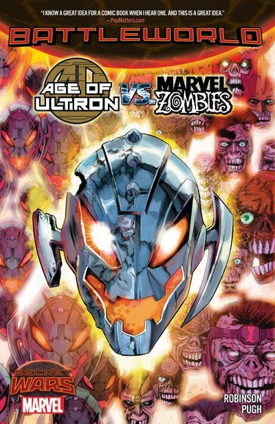 Age of Ultron Vs Marvel Zombies #1 – 4 + TPB (2015)